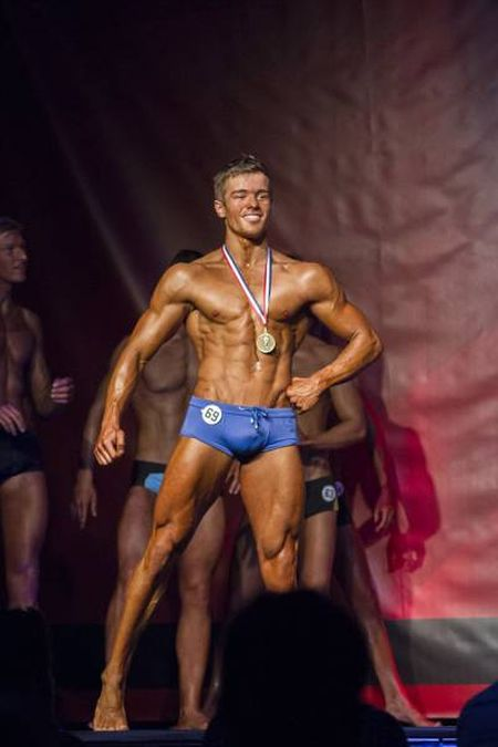Teen Becomes Bodybuilder After Being Told He Would Never Walk Again