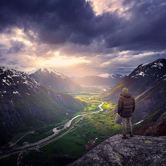 Stunning Photos That Will Inspire You To Get Out Of The House And Go See The World