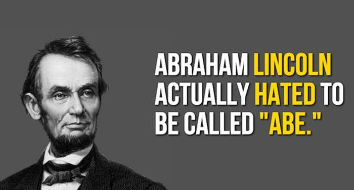 Fascinating Facts About Former American President Abraham Lincoln