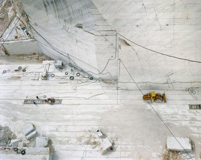 Marble Deposits Are Simple But Awe Inspiring