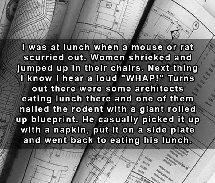 17 Of The Strangest Things People Have Ever Seen At Restaurants