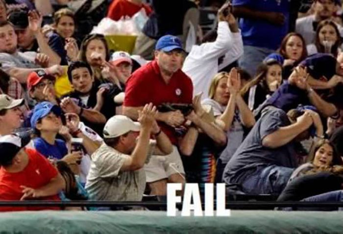 The Most Hilarious Baseball Fails On The Field And Beyond