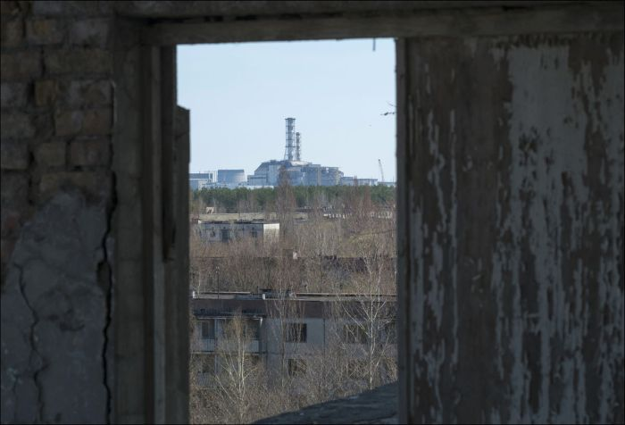 30 Years Later Chernobyl Is Still A Haunting Place