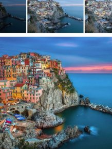 Photographer Shows Off Before And After Pics To Reveal The Secrets Of Photoshop