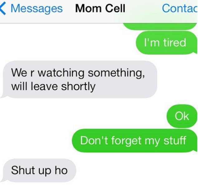 Texts From Parents That Will Make You Laugh And Cringe At The Same Time