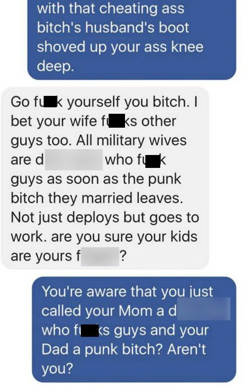 Guy Cheating With Soldier's Wife Gets Absolutely Destroyed By His Friend