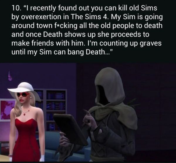 Gamers Reveal The Strangest Things They've Ever Done In The Sims