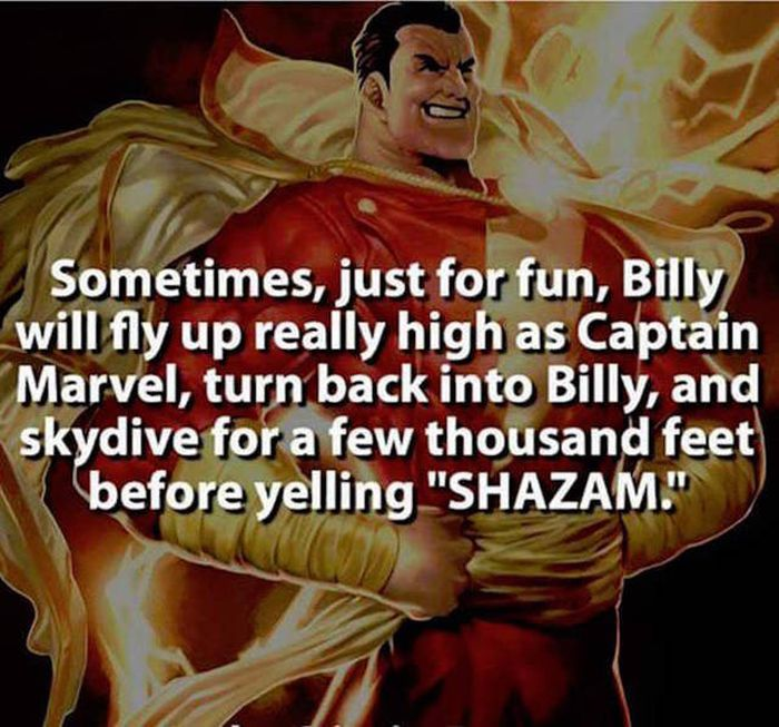 Super Powered Facts About All Your Favorite Superheroes