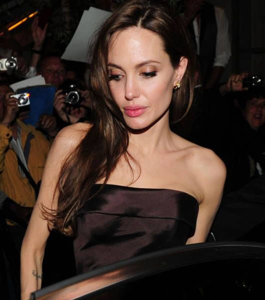 People Are Becoming Very Concerned About Angelina Jolie's Health