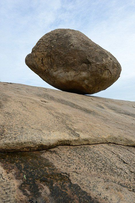 This Rock Does Not Like To Roll