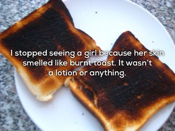 Awkward Confessions Reveal Weird Reasons Why People Got People Got Dumped