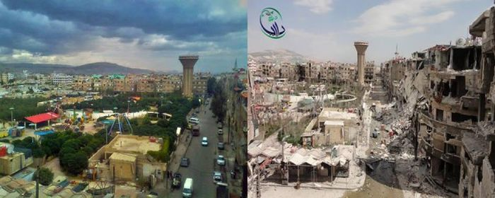 What Syria Looked Like Before The War