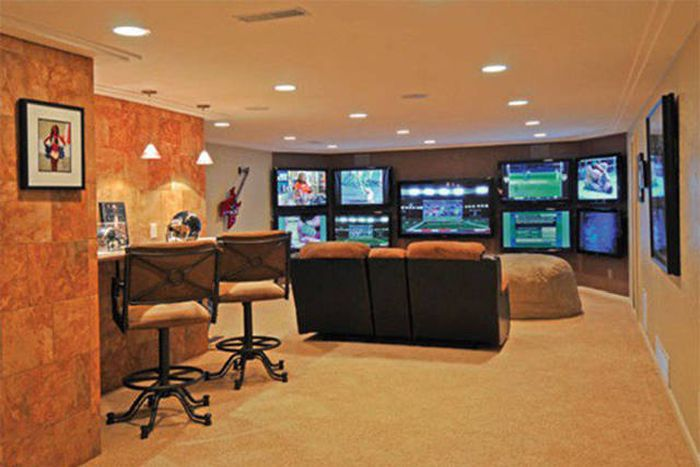 Incredible Man Caves That Would Make Any Guy Drool