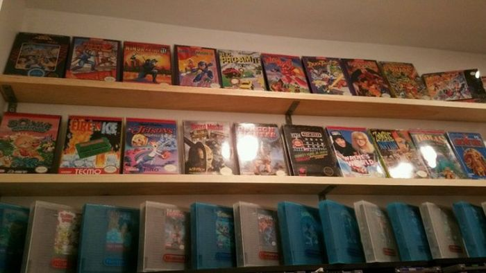 American Man Selling His Video Game Collection For $150,000, part 150000