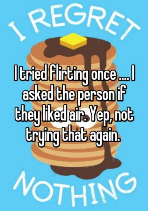 Embarrassing Flirting Fails That Will Go Down In History