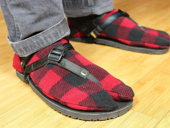 You'll Never Wear Socks With Sandals Again After Seeing These Pictures