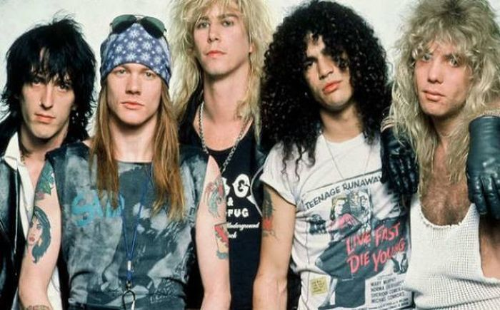 Interesting Facts About The Infamous And Iconic Rock Band Guns N' Roses