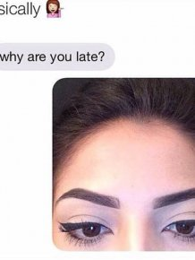 Pictures That Will Make Perfect Sense To Anyone That's Ever Been Late