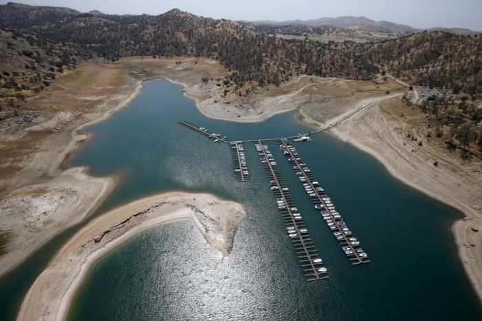 Experts Are Saying California Is Experiencing Its Worst Drought In 1,200 Years
