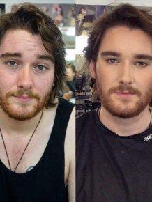Men Wearing Makeup Is The Newest Trend On Instagram