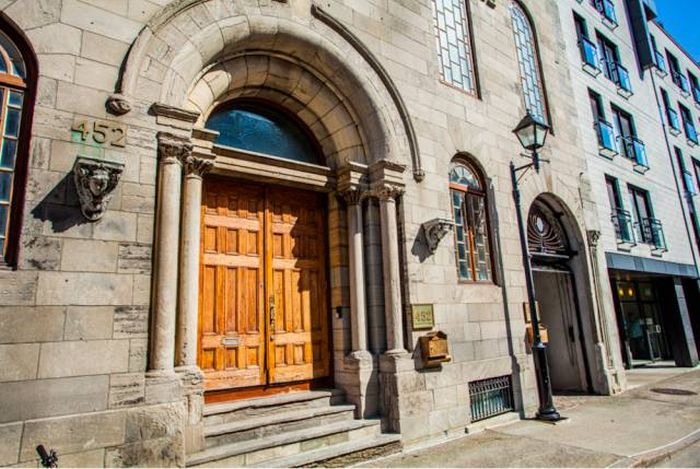In Montreal There Is An Epic Castle That You Can Rent For Parties