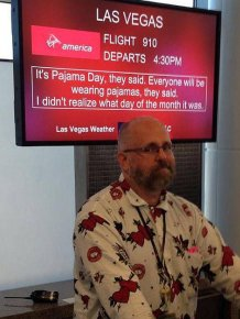 Virgin America Employees Get To Have A Lot Of Fun With Their Departure Signs