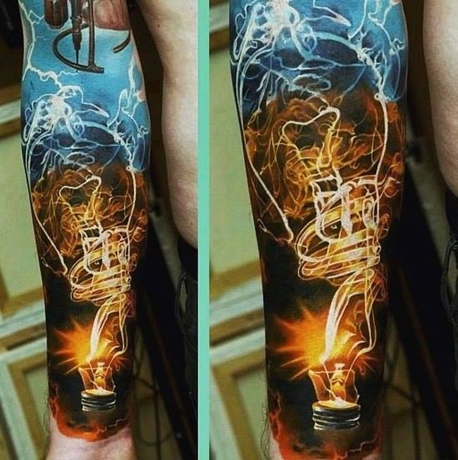 Stunning Tattoos That Took A Long Time To Finish