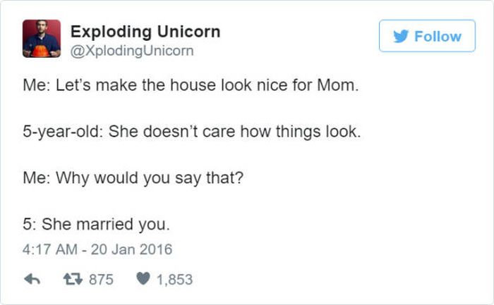 Dad Tweets His Hilarious Conversations With His 4 Daughters