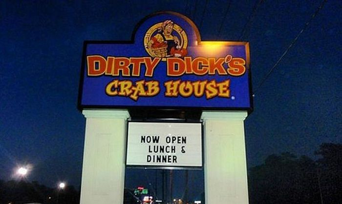 26 Restaurants That Got Away With Having Ridiculous Names