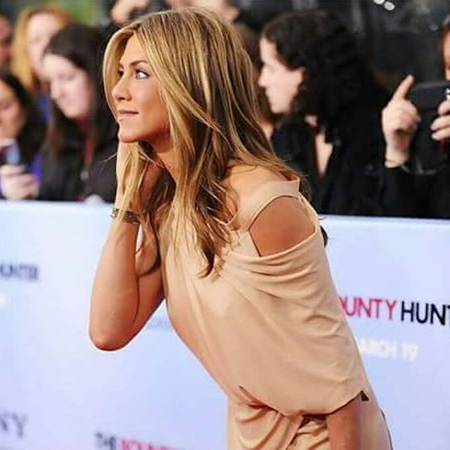 People Magazine Has Declared That Jennifer Aniston Is 2016's Most Beautiful Woman