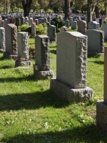 Graveyard Gardener Finds Very Creepy Items At Work