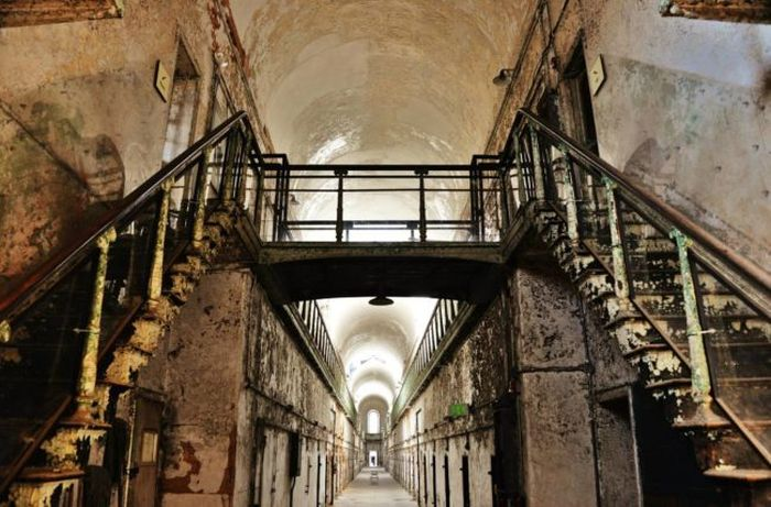 Eastern State Penitentiary In Pennsylvania Is Both Haunting And Beautiful