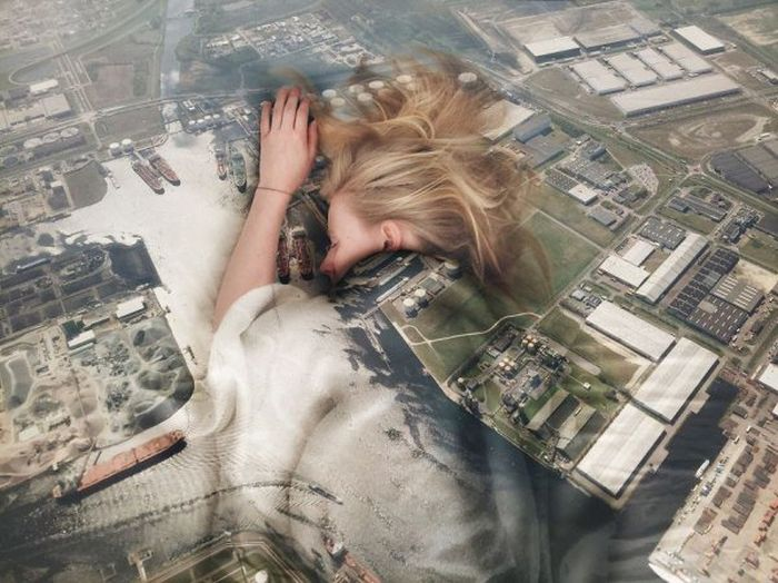 Photographer Turns Dreams Into Reality With Surreal Images