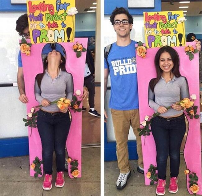 People Who Found Clever And Creative Ways To Ask Their Dates To Prom