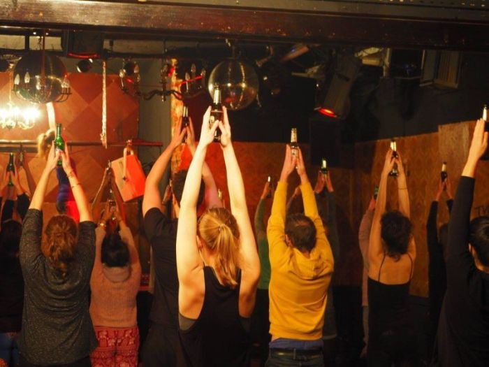 A Yoga Studio In Berlin Is Allowing Students To Bring Beer To Class