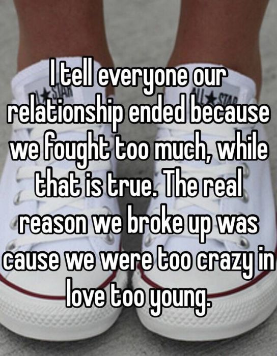 Men And Women Reveal Their True Reasons For Breaking Up