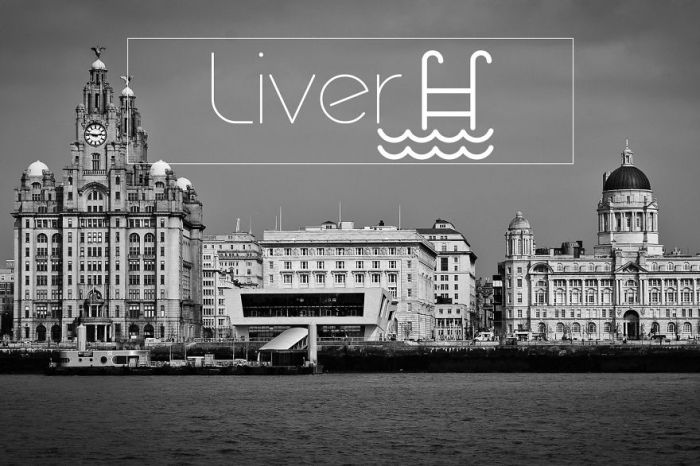 Artist Brands Cities By Using Their Names To Create Logos