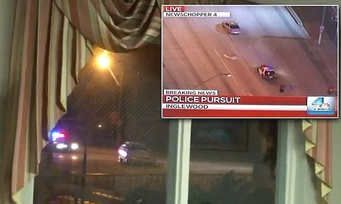 The Craziest Car Chases In The History Of Los Angeles