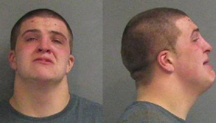Facebook Tough Guy Isn't So Tough When He Meets The Police