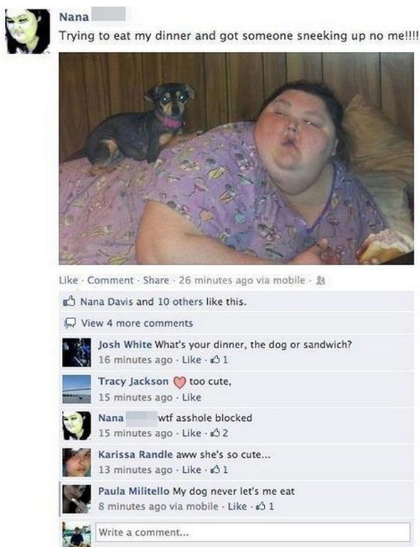 These Facebook Fails Might Actually Be The Worst Facebook Fails Ever