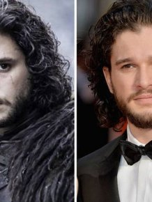 See What Your Favorite Stars From Game Of Thrones Look Like In Real Life