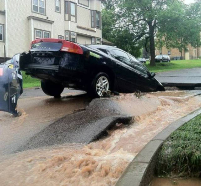 Car Wrecks And Driving Fails That Will Inspire You To Stay Off The Road