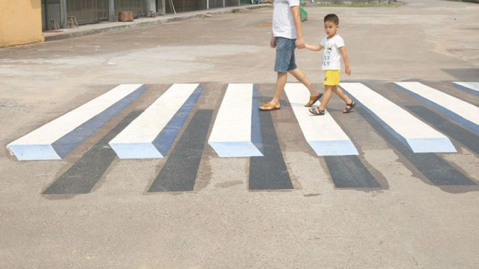India Is Using 3D Paintings To Inspire Drivers To Slow Down