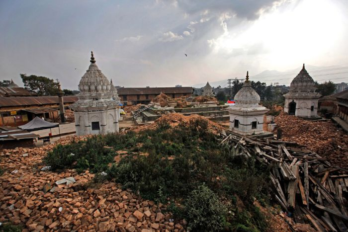 See How Nepal Looks One Year After The Massive Earthquake