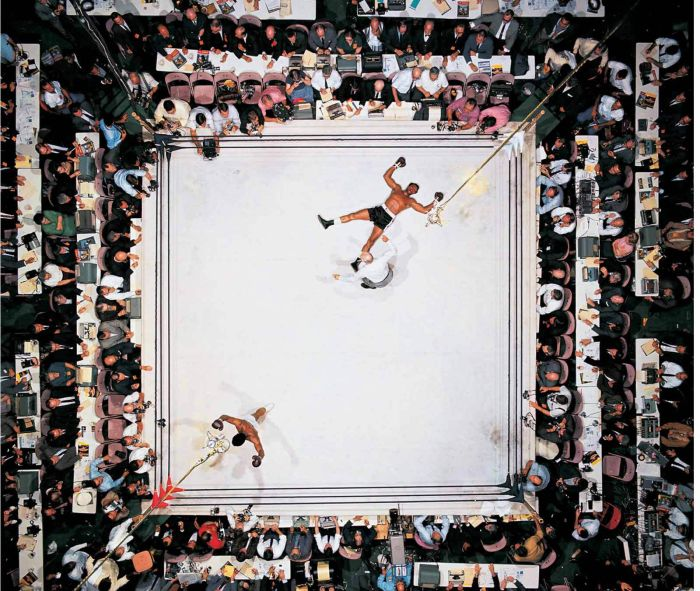 Fascinating Photos That Prove Only The Strong Survive In The World Of Sports