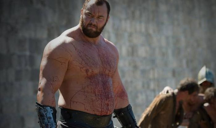 You Won't Believe How Much The Mountain From Game Of Thrones Eats In A Single Day