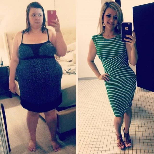 It Took 16 Months For This Woman To Completely Transform Her Body