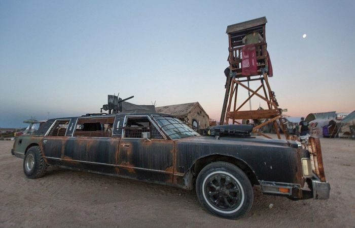 Wasteland Weekend Gives Mad Max Fans A Chance To Live Out The Apocalypse