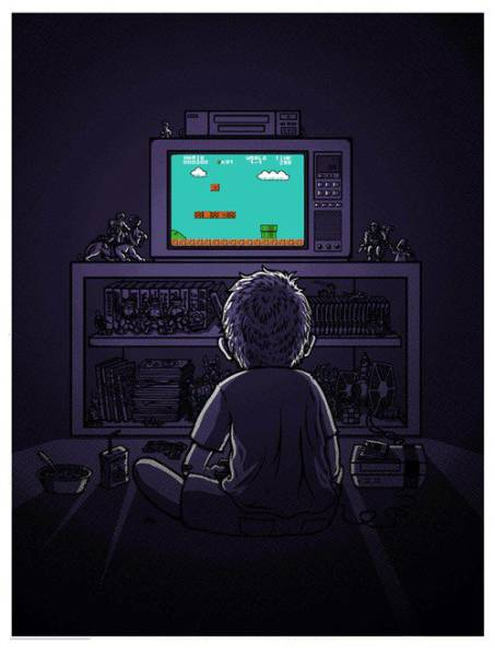 Gamers Are Going To Get A Kick Out Of These Awesome Pics