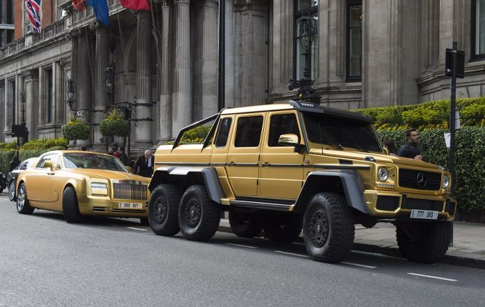 Saudi Billionaire Playboy Shows Off His Wealth In London